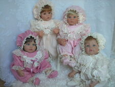 Bonnets, Booties & Bows Romper for 19-22 Inch Reborn
