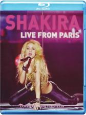 Shakira: Live from Paris (Uk Import) Blu-ray New