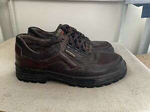 Mens Mephisto Lifestyle Gore Tex Slacker Shoes Size UK 8