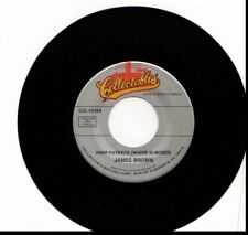 JAMES BROWN RAPP PAYBACK (WHERE IS MOSES)/STAY WITH ME 45RPM VINYL