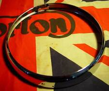 "BSA, Triumph, Norton, OIF, Lucas Style, 7"" Headlamp RIM"