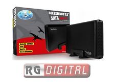 "BOX PER HARD DISK SATA 3,5"" HD FINO A 2 TB USB 3.0 ESTERNO CASE VULTECH GS-35U3"