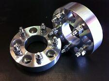 "2 Chevrolet S10 Camaro Corvette Wheel Spacers adapters 2"" 5x4.75 to 5x120 mm"