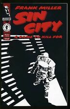SIN CITY A DAME TO KILL FOR #1-6 NEAR MINT COMPLETE SET 1993 FRANK MILLER
