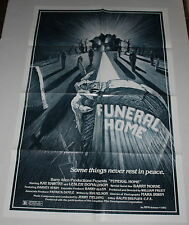 FUNERAL HOME 1 SH MOVIE POSTER 1982