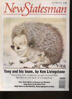 NEW STATESMAN MAGAZINE - 10 October 1997