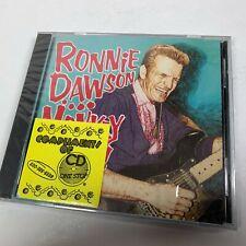 RONNIE DAWSON Monkey Beat CD  NEW Sealed Rockabilly 1994 CCR-9432-2