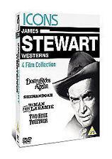 James Stewart Westerns: New DVD