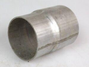 1xAuspuff Reduzierungsstück Verjüngungsstück ca.81mm lang 55-60mm/58-63mm F10194