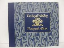 The Royal Wedding Photograph Album: The Easton Press 1981 Charles and Diana
