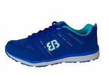 Brütting Effect Sneaker Freizeitschuh atmungsaktiv Cme-laufsohle blau orange 41