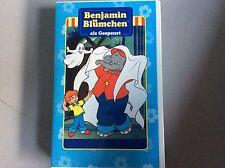 Benjamin Blümchen als Gespenst VHS