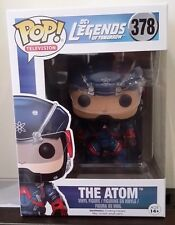 "In-Hand New Funko Pop! Television Tv Dc's Legends of Tomorrow ""The Atom"" Figure"