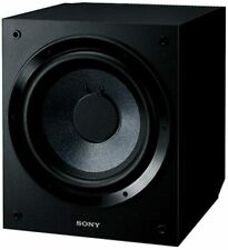 Sony SA-CS9 SACS9 Active Subwoofer Home Audio Music (1unit) from Japan Tracking
