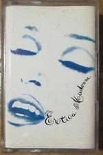 Madonna Erotica Cassette