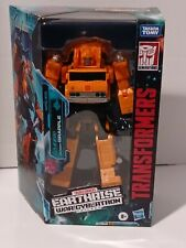 Hasbro Transformers War for Cybertron: Earthrise Deluxe Autobot Grapple Figure