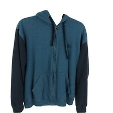 Volcom Jacket Full Zip With Hood Size M Warm