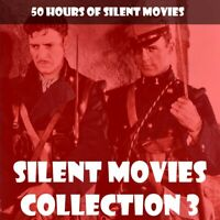 SILENT MOVIE COLLECTION 3 🎬 50 HOURS OF CLASSIC SILENT MOVIES 📽️
