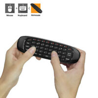 2.4G Universal Air Mouse Wireless Remote Keyboard For Smart TV / Android TV Box