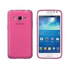 Cover per Samsung Galaxy Express 2, in silicone TPU trasparente Rosa