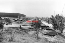 PHOTO  1983 STOKE PRIOR WORCESTERSHIRE BAYER WAREHOUSE STOKE WORKS THE BAYER WAR