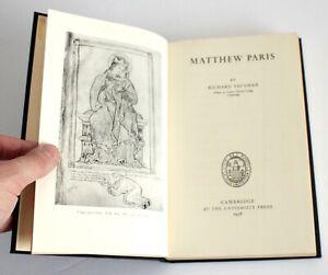 Matthew Paris by Richard Vaughan - Cambridge Studies Medieval Life & Thought HB