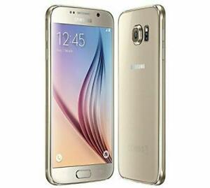 Samsung Galaxy S6 G920A AT&T G920T T-Mobile G920V Verizon G920P Sprint Cellphone