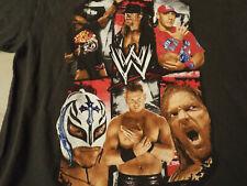 WWE T-Shirt YOUTH 18/20 sm Undertaker John Cena Rey Mysterio