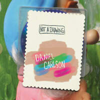 Daniel Carlson Not A Drawing CD Folkwit Records 2017 NEW