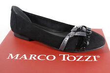 Marco Tozzi Ballerina In schwarz EUR 38