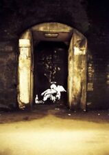 Banksy Angel Art Posters