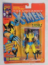 D263. Wolverine 2nd Edition X-Men Figure Toy Biz M.O.C. (1992)