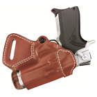 Gould & Goodrich Small Of Back Holster  Small Of Back Holster Chestnut Brown