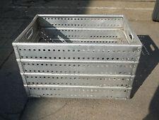 Zarges Transportbox Aluminium Kiste /Alubox , Lagerbox, Lagerkiste guter Zustand