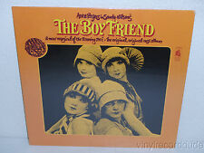 THE BOY FRIEND Musical Soundtrack SEALED Stanyan 10008 Sandy Wilson ANNE ROGERS