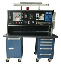 Electrical Test Bench Calibrated