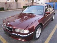2001 BMW 7-Series Base Sedan 4-Door