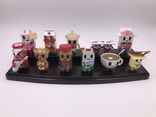 Tokidoki Moofia Breakfast Buddies Blind Box Collectible Set of 11 without Chaser