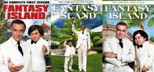 Fantasy Island TV Series Complete Season 1-3 (1 2 & 3) BRAND NEW DVD SET