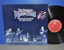 The Beatles Revival Band Frankfurt Songs in Deutsch D '77 Telefunken M-/M- Vinyl