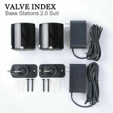 Pair of Valve Index Base Station kit steamVR 2.0 (EURO PLUG)