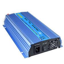1000W DC20-45V Netz-Wechselrichter Grid Tie Inverter Sinus Für 30/36V PV MPPT