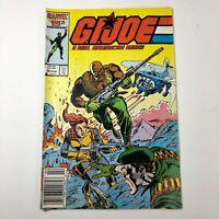 G.I. JOE A Real American Hero! # 56 (1987) Marvel Comic GI Joe