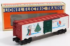Used Lionel 6-19945 1996 Holiday Boxcar