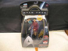 "Star Trek Warp Collection Cadet Uhura 6"" Poseable Action Figure NEW 2009"