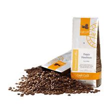 Café Cult 12144 aromatisierter Röstkaffee Happy Haselnuss, ganze Bohne, Arabica-