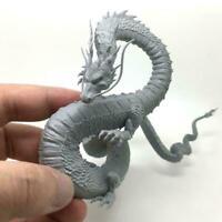1:35 Resin Figure Model Kit Chinese Dragon Unpainted unassembled mythologic Gift