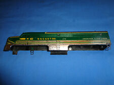 American Flyer #475 Rocket Chrome PA Shell