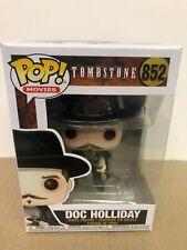 POP Movies: Tombstone -DOC HOLLIDAY Funko POP Vinyl NIB IN STOCK