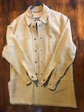 INTREND Max Mara beige suede jacket/coat size 42
